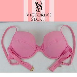 Victoria's Secret Push Up Bikini Swimsuit Top 34C